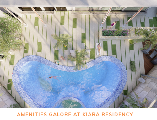 Enjoy state-of-the-art Amenities at Kiara Residency – 2 BHK Homes in Lucknow